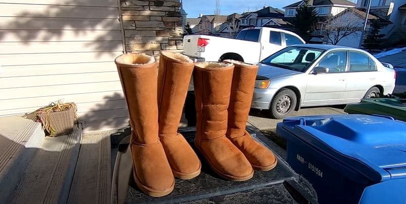 ugg boots for wide calves